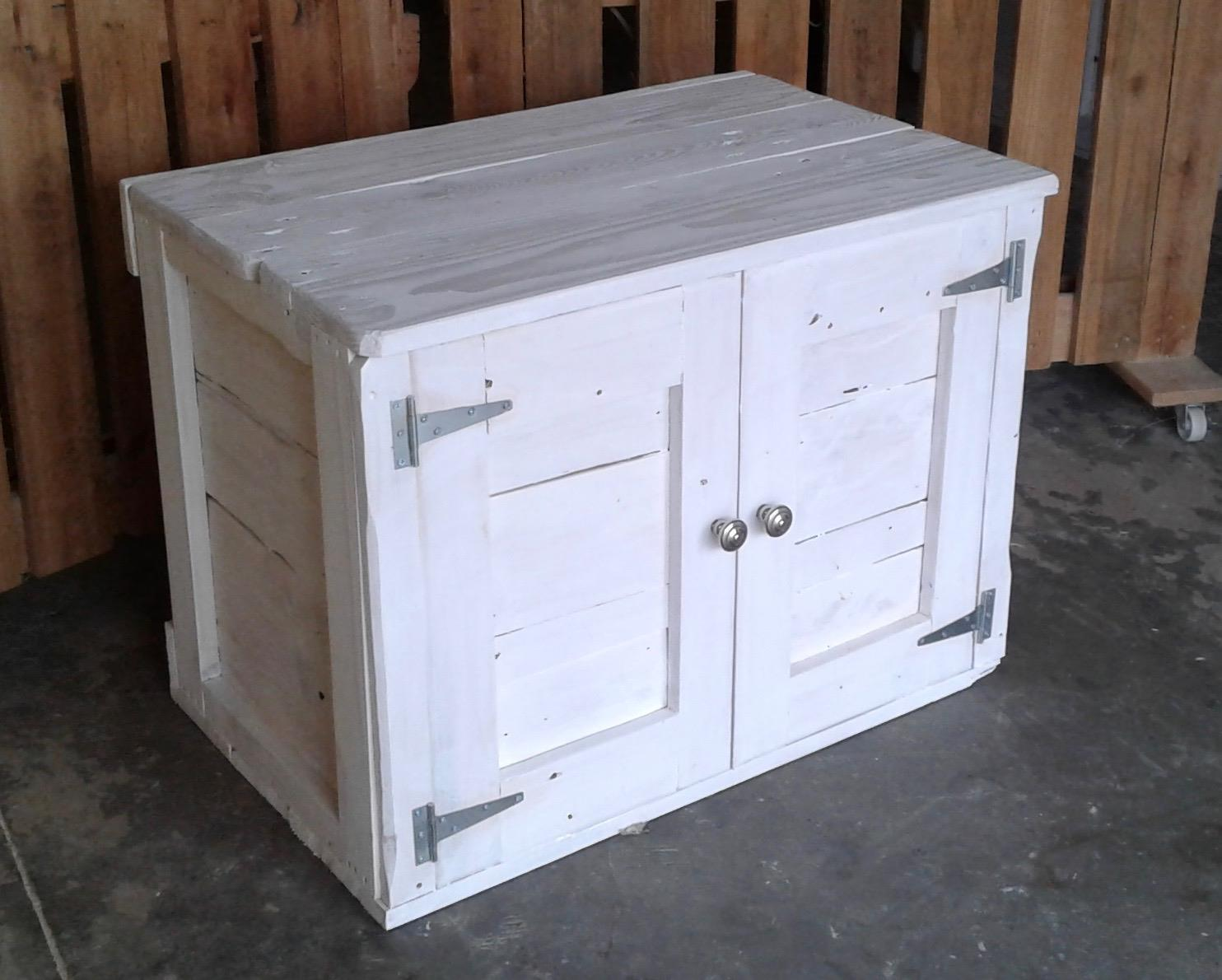 Painted Cupboard 2 Door