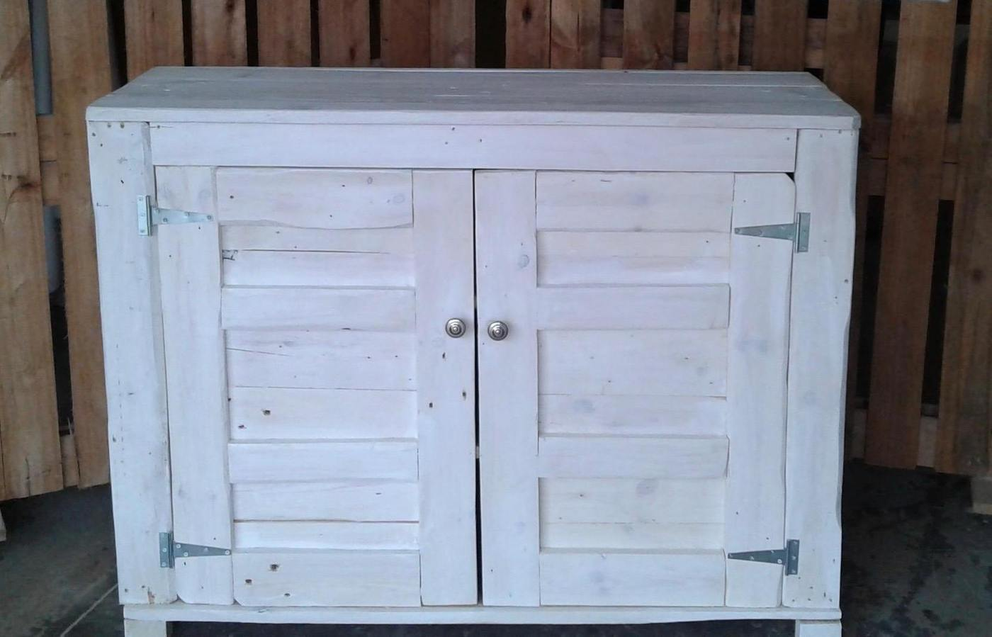 Cupboard with Doors