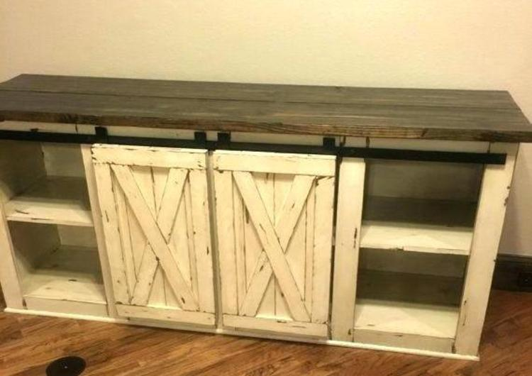 Antique Tv Stand