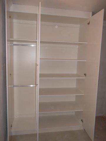 build in closet