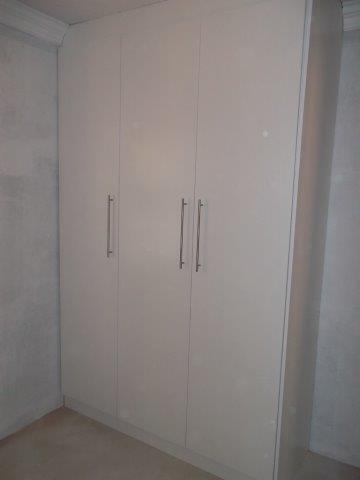 build in closet closed