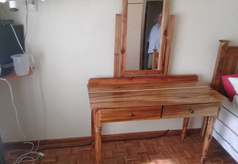 dressing table blackwood
