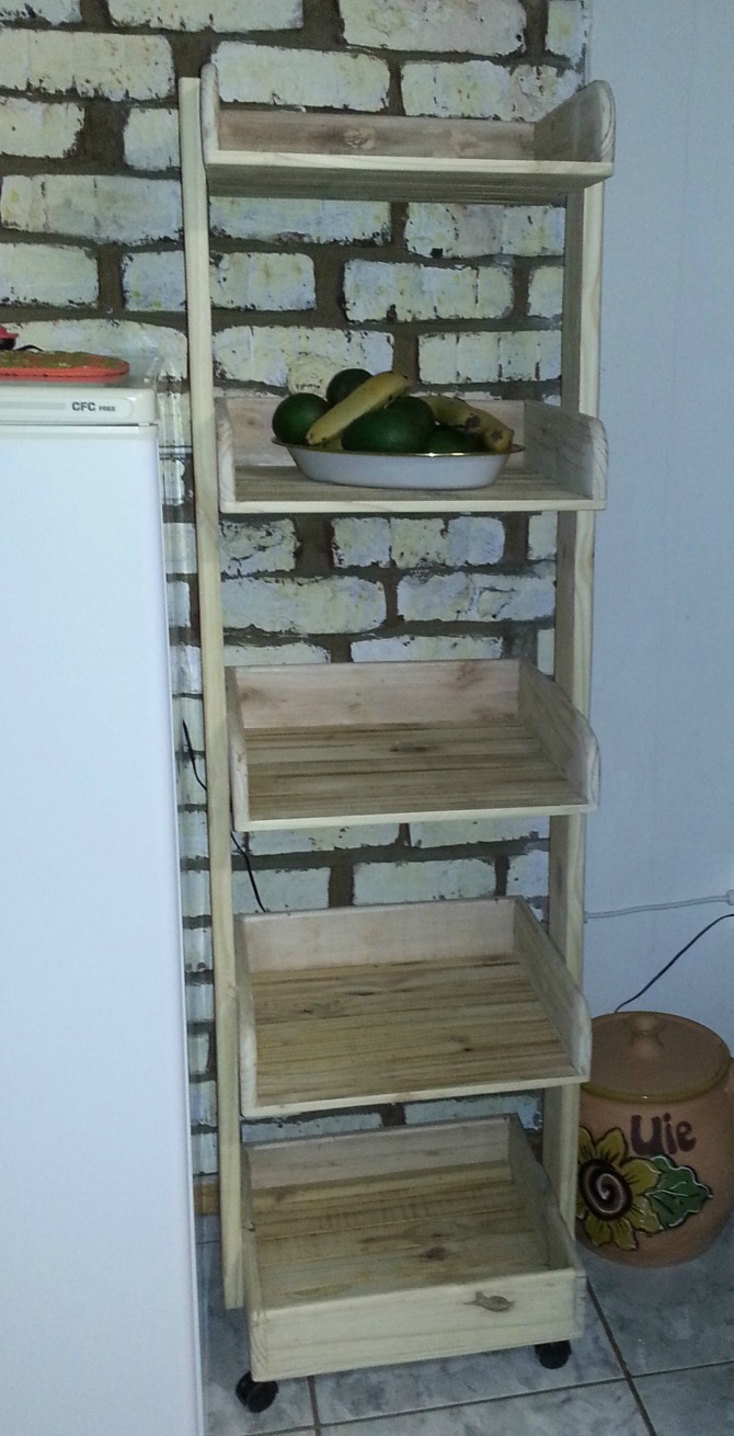 Vegetable Shelve