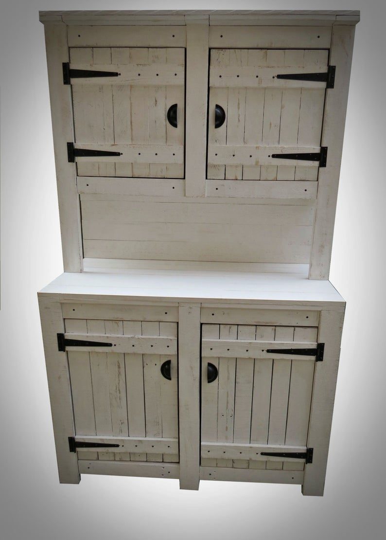 kitchen dresser white