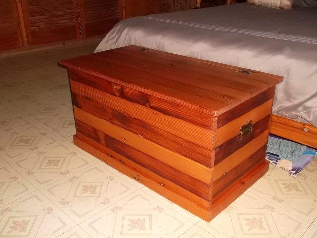 Oregon Linen Chest