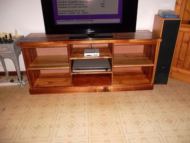 Oregon tv stand