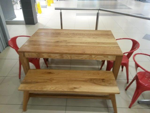 Restuarant Wooden Furniture