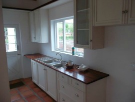New kitchen scullery riversdal