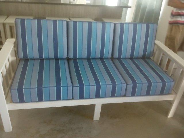 sofa painted