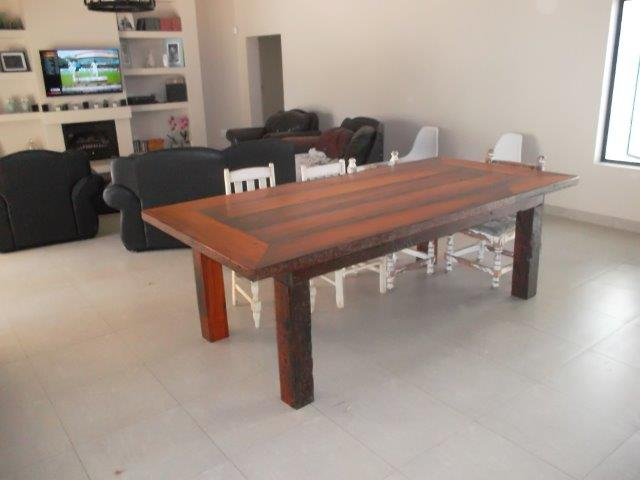 Table Sleeper Wood