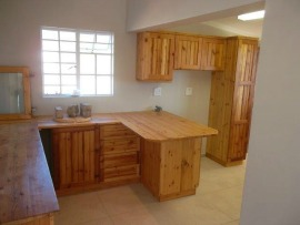 Tulbach Hard wood kitchen Furniture
